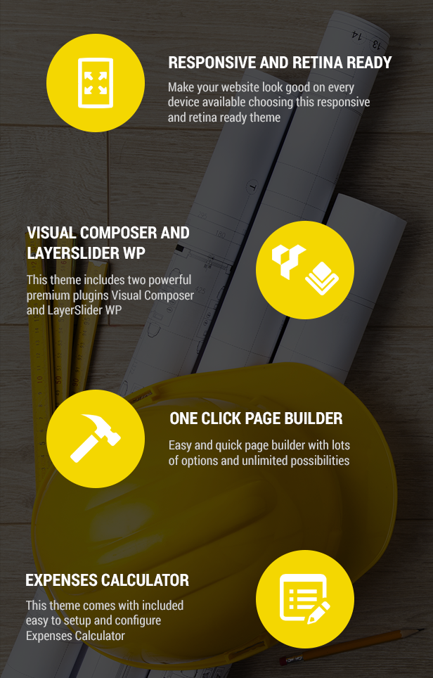 Craftsman Construction-WP Theme